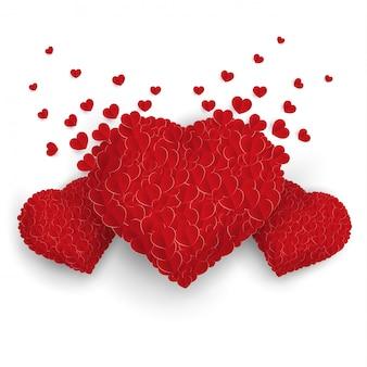 赤で愛を広める