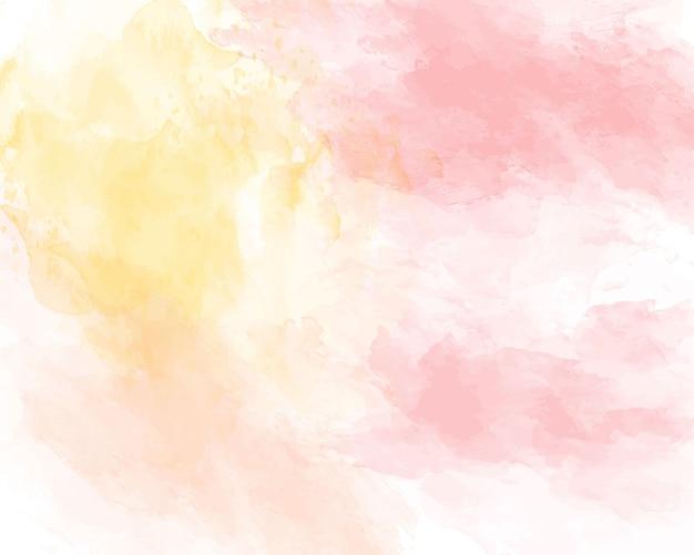 Розовая мягкая акварель абстрактные текстуры.