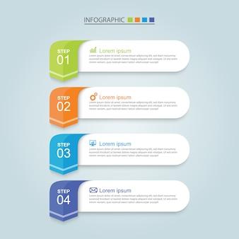 インフォグラフィックデザイン