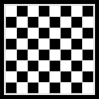 チェス盤の背景デザイン
