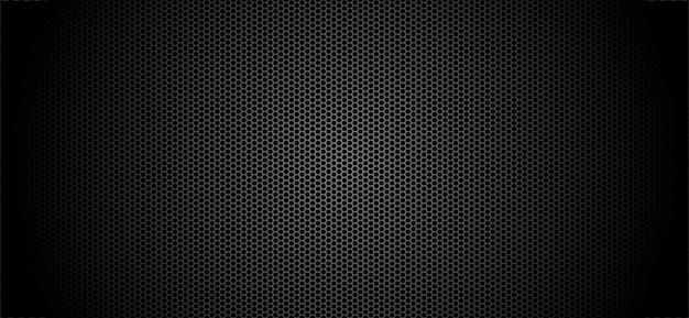 抽象的なテクノロジーサークルホール影背景コンセプト金属ハイテク未来デザイン