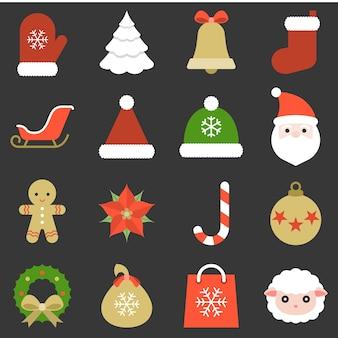 Рождественская икона, украшения и украшения