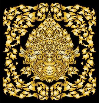 Лорд хануман король обезьяны
