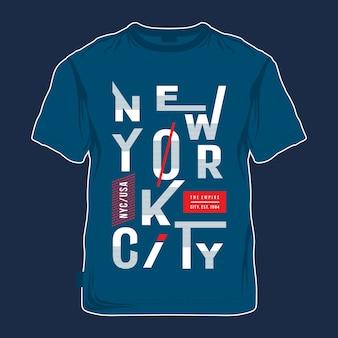 Линии аннотация город нью-йорк знаменитая мода
