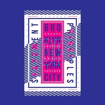 Идея дизайна города нью-йорк
