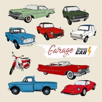 Классические автомобили