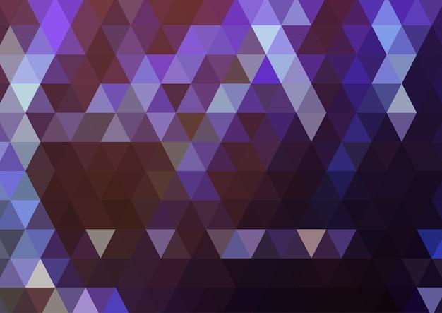 幾何学的形状の背景