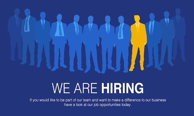 求人検索とキャリア採用