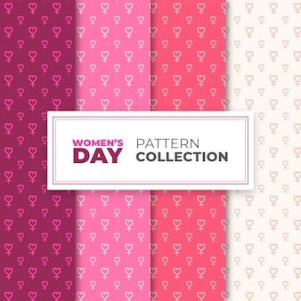 Выкройка коллекции женского дня