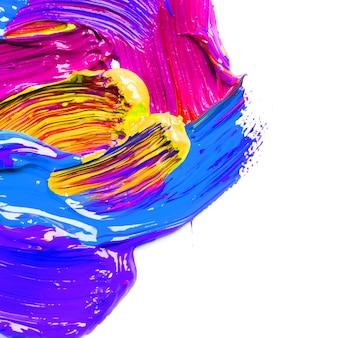 水彩塗料バックグラウンド