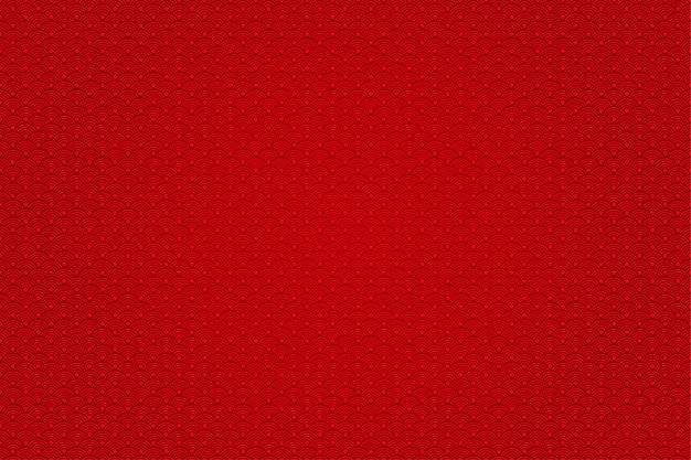 赤い背景の中国の新年