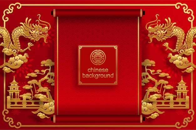 中国東洋の結婚式の背景