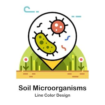 土壌微生物