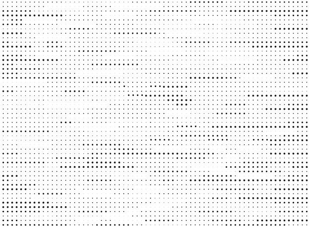 ラインとハーフトーン抽象的なテクスチャ背景