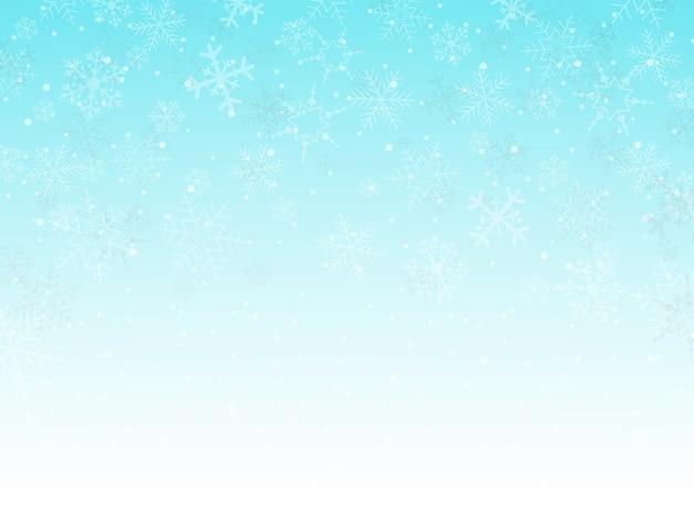 青い空の概要クリスマスの背景