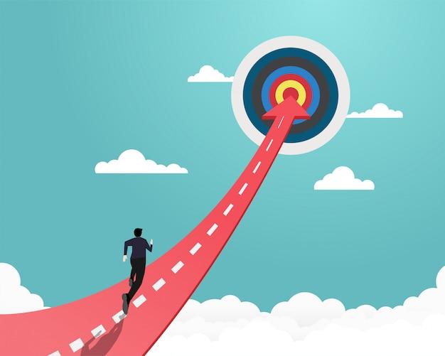 Бизнес-концепция цели