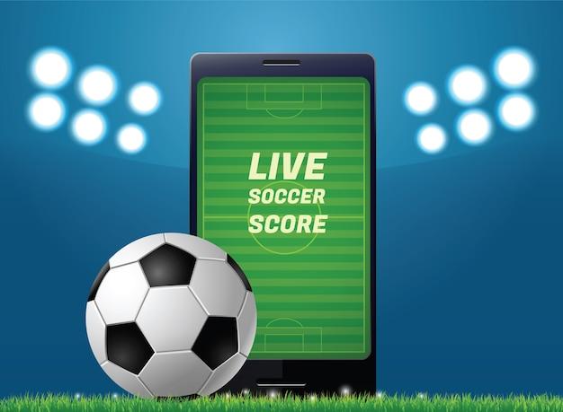 Мобильный футбол