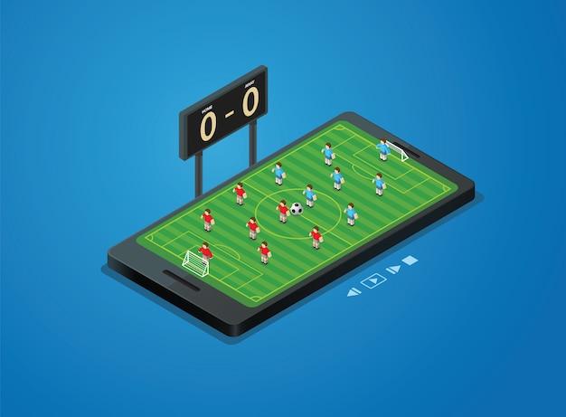 Футбольный футбол онлайн