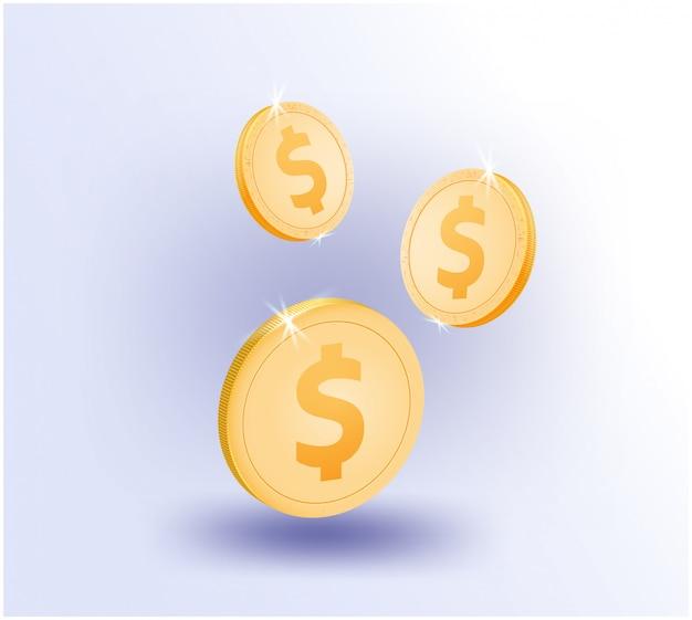 米ドルコイン事業
