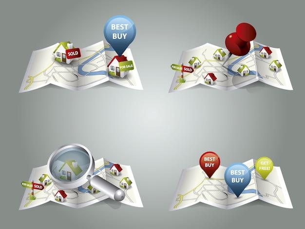 マップデザインコレクション