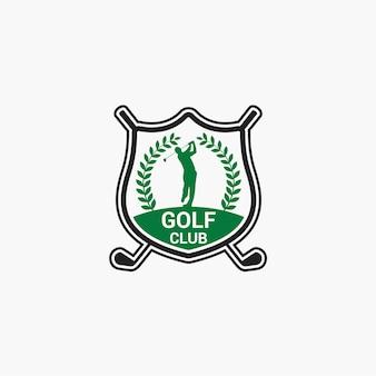Логотип гольф клуба
