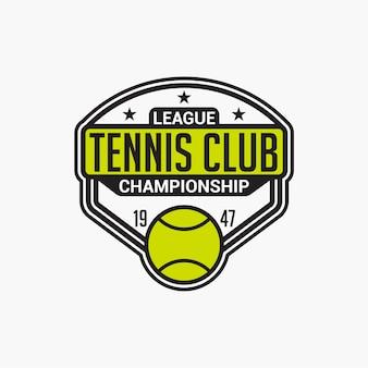 Значок теннисного клуба