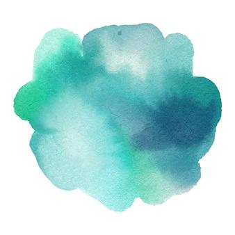 あなたのデザインの抽象的な水彩画の背景。
