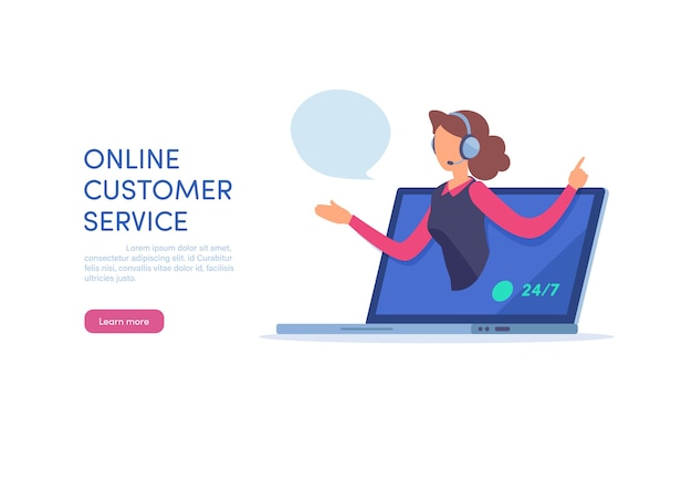 Онлайн-обслуживание клиентов