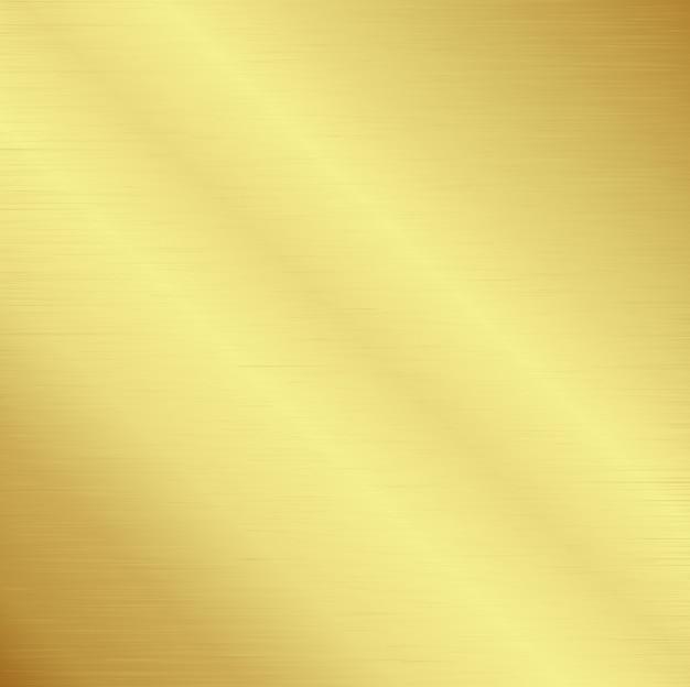 Золотая полированная металлическая текстура