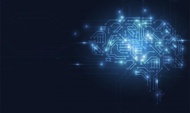 技術的な脳