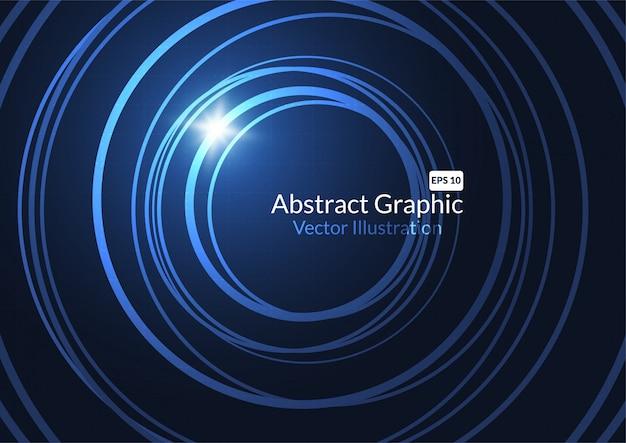 Абстрактный технологический фон