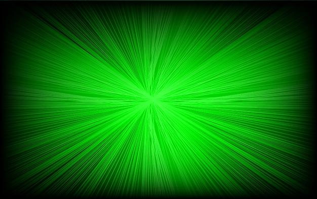 ライトグリーンズームの抽象的な背景