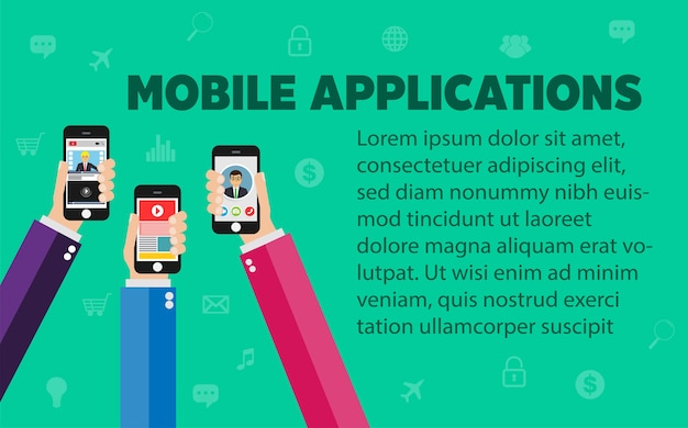 Концепция мобильных приложений