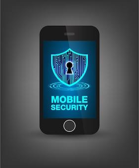 携帯電話のセキュリティ