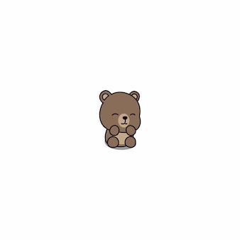 かわいい赤ちゃんクマ漫画