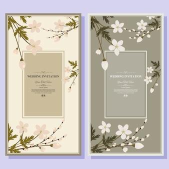 Шаблон приглашения свадебные карточки.