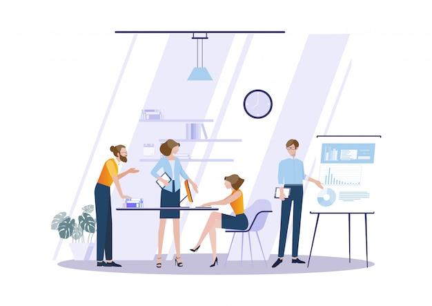営業会議とブレーンストーミング