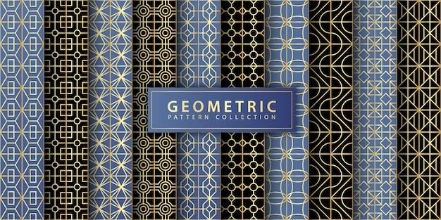幾何学模様コレクション