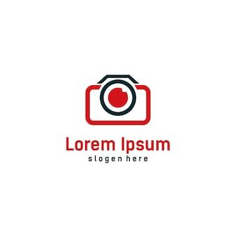 カメラロゴテンプレート、写真ロゴ