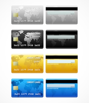 クレジットカードの収集