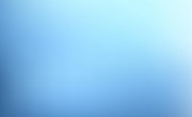 ソフトブルーグラデーションカラーの背景