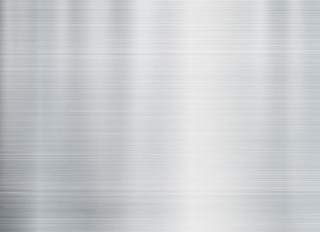 光沢のある金属のテクスチャの背景、長方形のスタイル。
