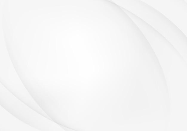 Белый и серебряный абстрактный фон