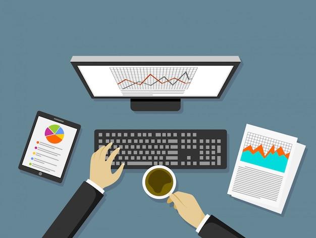 ビジネスデータ分析。