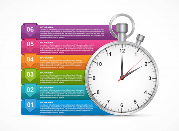Инфографики шаблон для бизнес-презентаций.