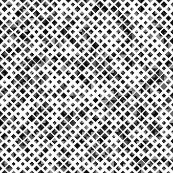 ブラックカラーのシームレスパターン