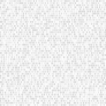 Двоичный код фона