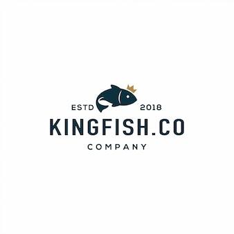 Логотип рыбы