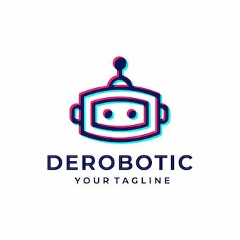 ロボットのロゴタイプ