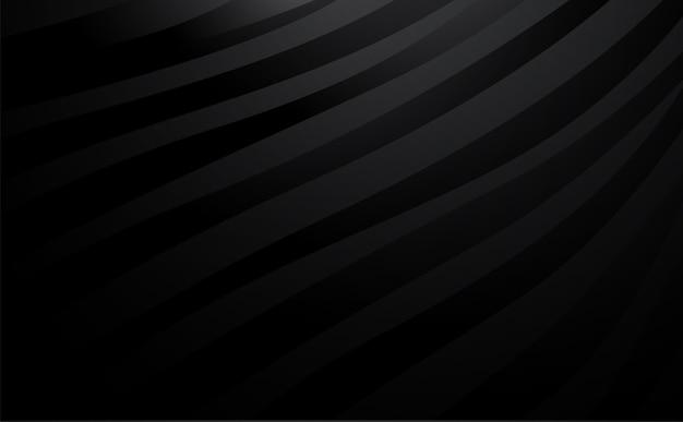 Черная линия фон